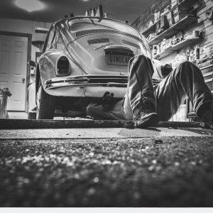 自動車分解整備業